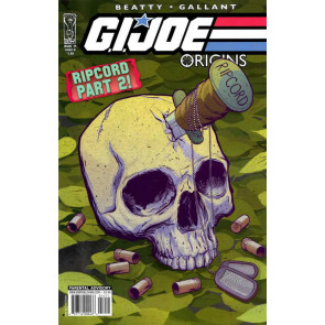 G.I. JOE ORIGINS (2009) #14 VF+ COVER A IDW