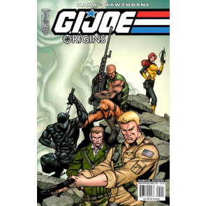 G.I. JOE ORIGINS (2009) #5 FN/VF COVER A LARRY HAMA IDW