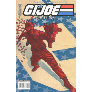G.I. JOE ORIGINS (2009) #5 FN/VF COVER B LARRY HAMA IDW