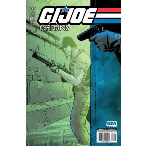 G.I. JOE ORIGINS (2009) #9 VF+ - VF/NM COVER B LARRY HAMA IDW