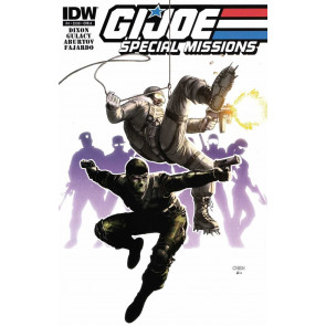 G.I. JOE SPECIAL MISSIONS (2013) #4 VF COVER A IDW