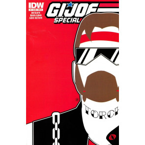 G.I. JOE SPECIAL MISSIONS (2013) #7 VF/NM COVER B IDW
