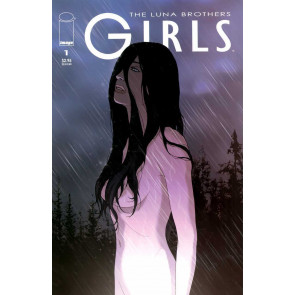Girls (2005) #'s 1 & 2 VF+ The Luna Brothers 1st Printing Image Comics