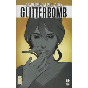 Glitterbomb (2014) #3 VF/NM Cover B Image Comics
