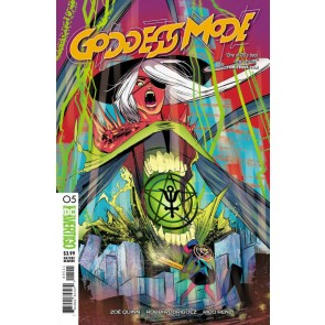 Goddess Mode (2018) #5 VF/NM Vertigo