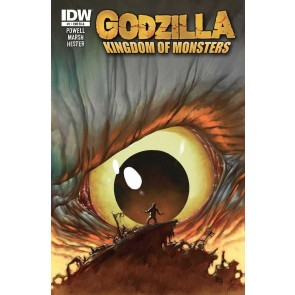 Godzilla: Kingdom of Monsters (2011) #1 VF/NM Eric Powell IDW