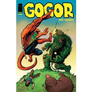 Gogor (2019) #3 VF/NM Ken Garing Cover Image Comics