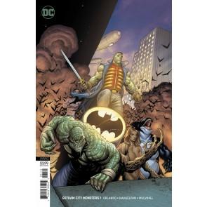 Gotham City Monsters (2019) #1 VF/NM Frank Cho Variant Cover