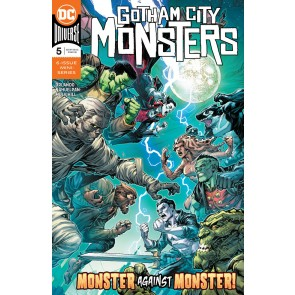Gotham City Monsters (2019) #5 VF/NM