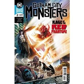 Gotham City Monsters (2019) #2 VF/NM
