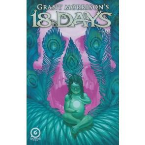 GRANT MORRISON'S 18 DAYS (2015) #3 VF/NM COVER B GRAPHIC INDIA