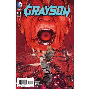GRAYSON (2014) #14 VF/NM