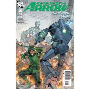 GREEN ARROW #15 NM 1ST PRINT FINAL ISSUE