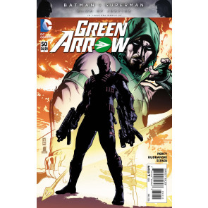 GREEN ARROW (2011) #50 VF/NM