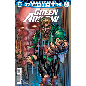 Green Arrow (2016) #2 VF/NM Neal Adams Variant Cover 1st Printing DC Universe