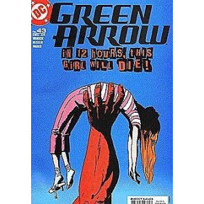 GREEN ARROW #43 (2001) VF/NM