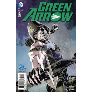 "Green Arrow (2011) #48 49 50 51 52 Annual 1 Complete ""Outbreak"" VF/NM Set"