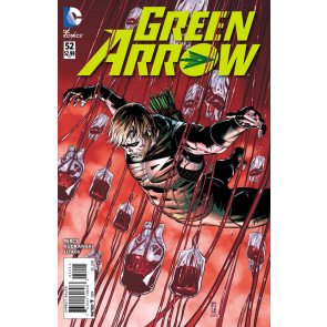 Green Arrow (2011) #48 49 50 51 52 Annual 1 Complete