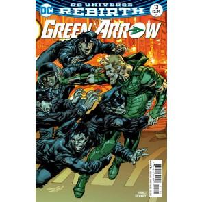 Green Arrow (2016) #13 VF/NM Neal Adams Variant Cover DC Universe Rebirth CW