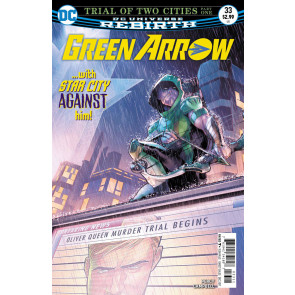 Green Arrow (2016) #'s 33-40 VF/NM Juan Ferreyra & Jamal Campbell Covers