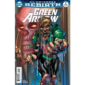 Green Arrow (2016) #2 VF/NM Neal Adams Cover Variant DC Universe Rebirth