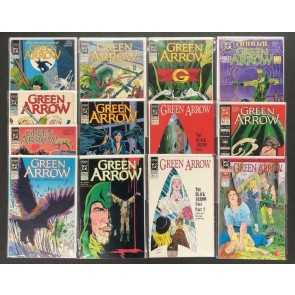 Green Arrow (1988) #'s 1-36 + Annuals 1 2 3 VF/NM Lot of 39 Books Mike Grell