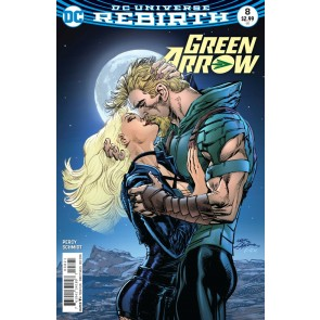 Green Arrow (2016) #8 VF/NM Neal Adams Variant Cover 1st Printing DC Universe