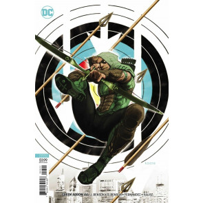 Green Arrow (2016) #44 VF/NM Kaare Andrews Variant Cover DC Universe CW