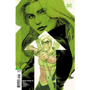 Green Arrow (2016) #50 VF/NM Evan Shaner Variant DC Universe CW Final Issue