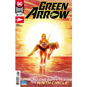 Green Arrow (2016) #36 VF/NM Juan Ferreyra Cover DC Universe CW