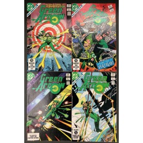 Green Arrow (1983) #'s 1 2 3 4 Complete VF/NM Set Dick Giordano