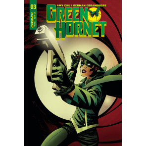 Green Horne (2018) #3 VF/NM Mike Choi Cover A Dynamite