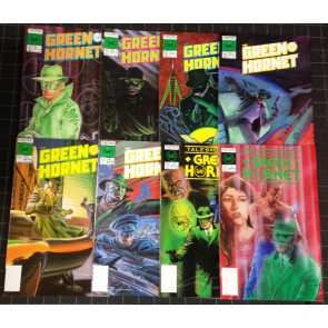GREEN HORNET (1989) (1990) 1 2 3 4 5 6 7 8 9 10 11 12 13 14 TWO COMPLETE SET