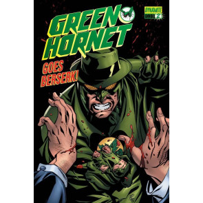 GREEN HORNET ANNUAL #2 NM DYNAMITE