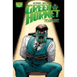 GREEN HORNET YEAR ONE #11 NM MATT WAGNER DYNAMITE