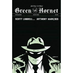 Green Hornet (2020) #1 VF/NM Marques Cover Dynamite
