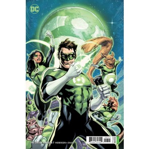 Green Lantern (2018) #7 VF/NM Emanuela Lupacchino Variant Cover DC Universe