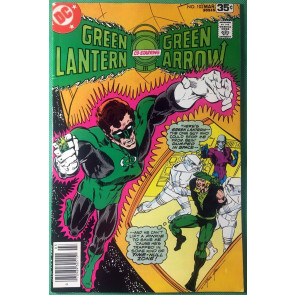 Green Lantern (1960) #102 VF- (7.5) w/Green Arrow Mike Grell cover