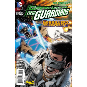 GREEN LANTERNS: NEW GUARDIANS #30 VF/NM THE NEW 52!