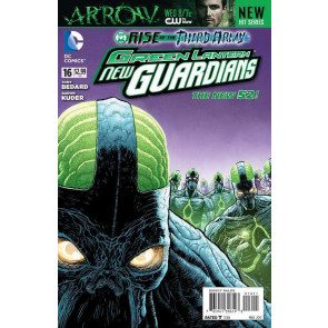 Green Lantern: New Guardians (2011) #16 VF/NM The New 52!