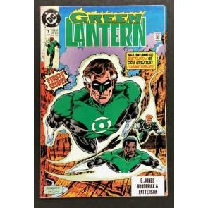 Green Lantern (1990) #1 VF/NM Pat Broderick Art Hal Jordan
