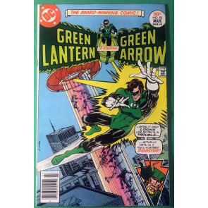 Green Lantern (1960) #93 FN+ (6.5) with Green Arrow