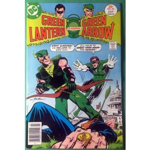 Green Lantern (1960) #95 FN/VF (7.0) w/Green Arrow Mike Grell cover
