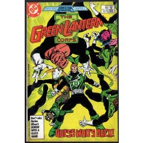 Green Lantern Corps (1960) #207 VF (8.0)