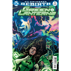 Green Lanterns (2016) #12 VF/NM Lupacchino Cover DC Universe Rebirth