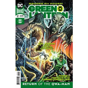 Green Lantern (2018) #12 of 12 VF/NM Liam Sharp Cover DC Universe