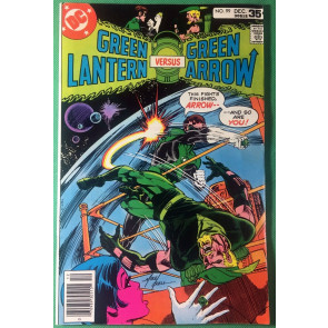 Green Lantern (1960) #99 VF- (7.5) w/Green Arrow Mike Grell cover