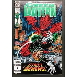 Green Lantern (1990) #2 VF/NM Pat Broderick Art Hal Jordan