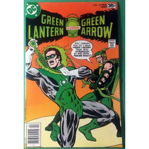 Green Lantern (1960) #101 VF (8.0) w/Green Arrow