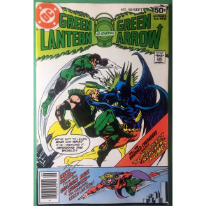 Green Lantern (1960) #108 VF- (7.5) w/Green Arrow G.A. G.L. Back up Story Grell